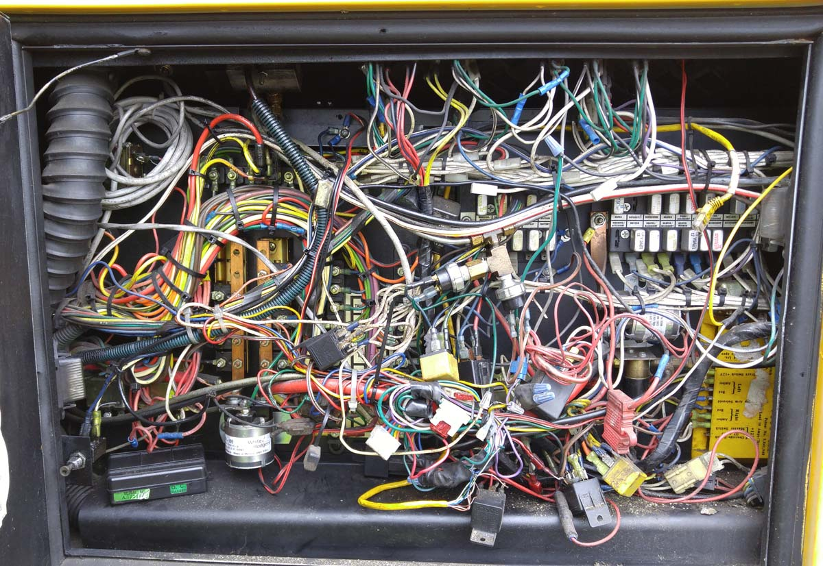 I Really Need Some Help With The Wiring Here School Bus Basic Ignition Diagram 300 Internation Would Trace Back A Wire Remove It Then Go Start That Way Could Always And Fix Any Issues After Removing About 100 Lbs Of